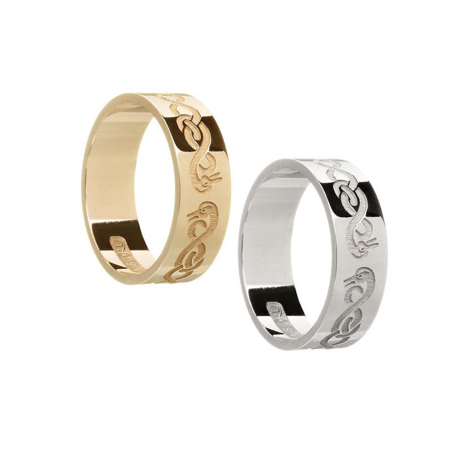 Men's Le Cheile Wedding Ring