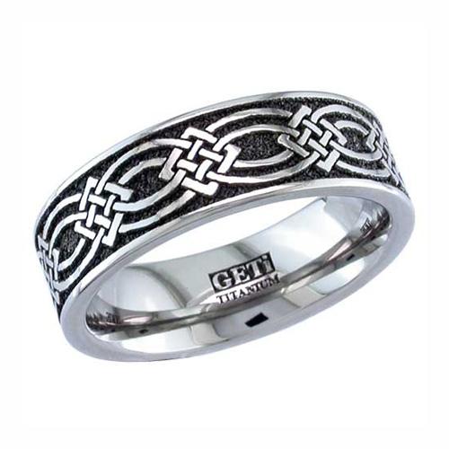 Celtic Knot Wedding Ring