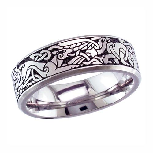 Kells Wedding Ring