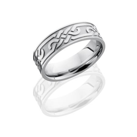 Celitc Knot Wedding Ring