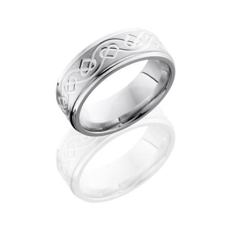Celtic Heart Wedding Ring