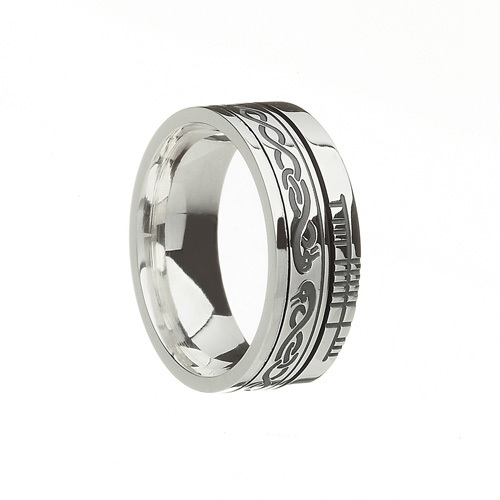 Sterling Silver LeChiele Wedding Band