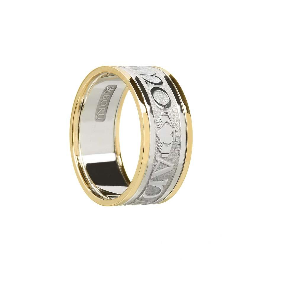 Men's Mo Anam Cara Wedding Ring
