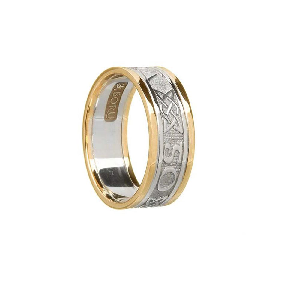 Ladies Gra Go Deo Wedding Ring
