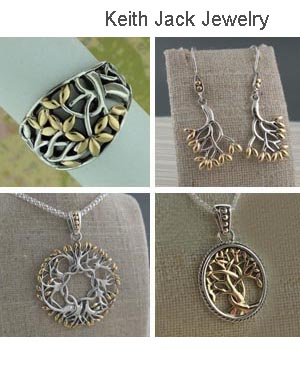 Keith Jack Tree of Life Jewelry