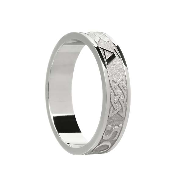 Ladies Gra Go Deo Wedding Ring