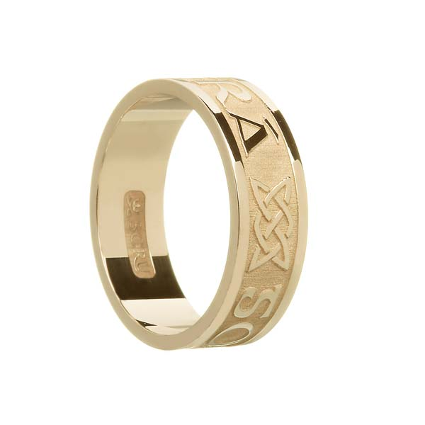 Men's Gra Go Deo Wedding Ring