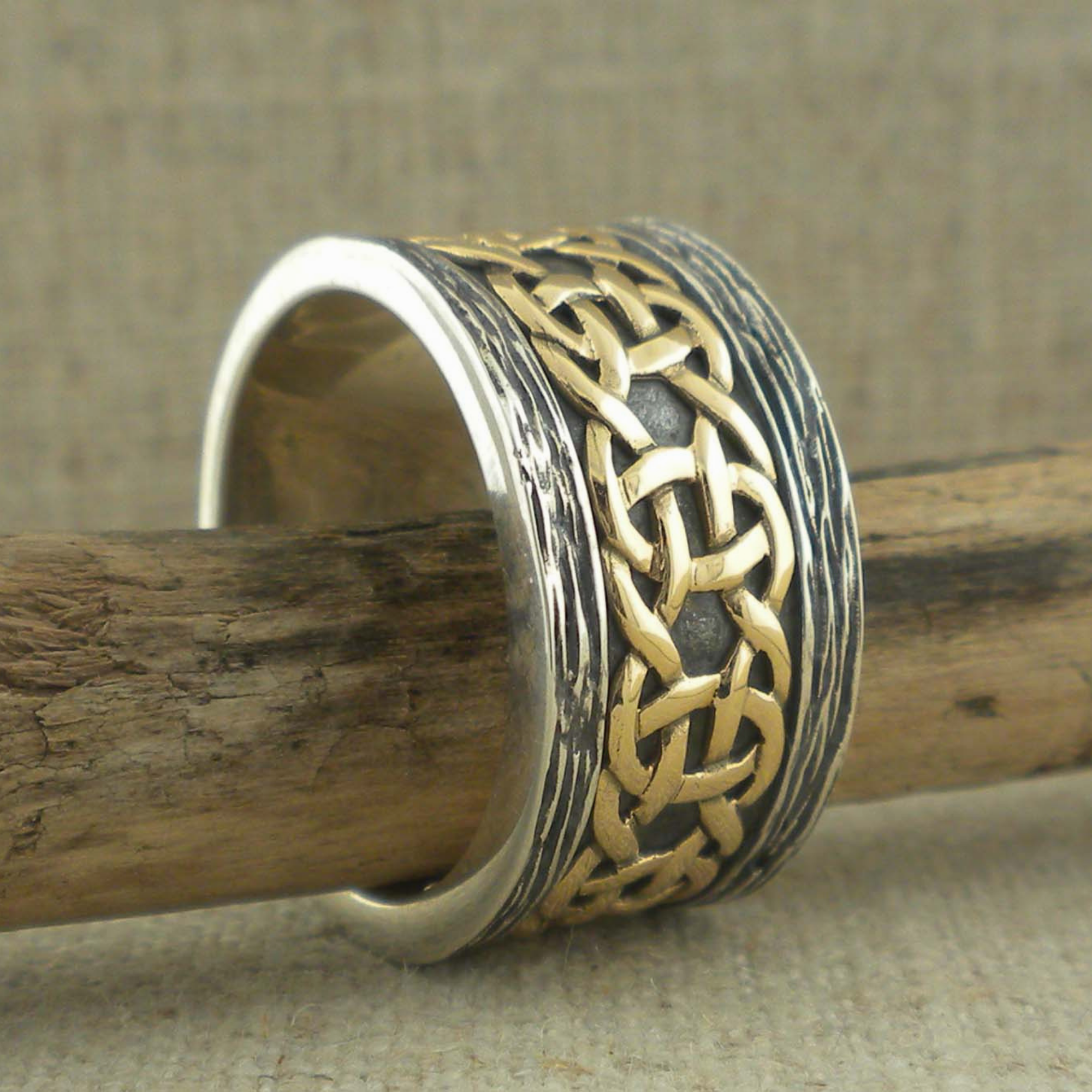 Keith Jack Scavaig Wedding Ring