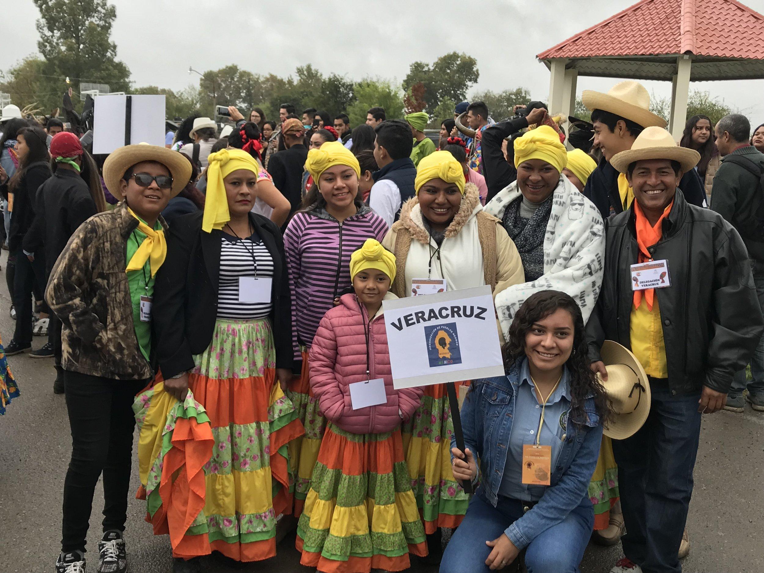 Veracruz represents!