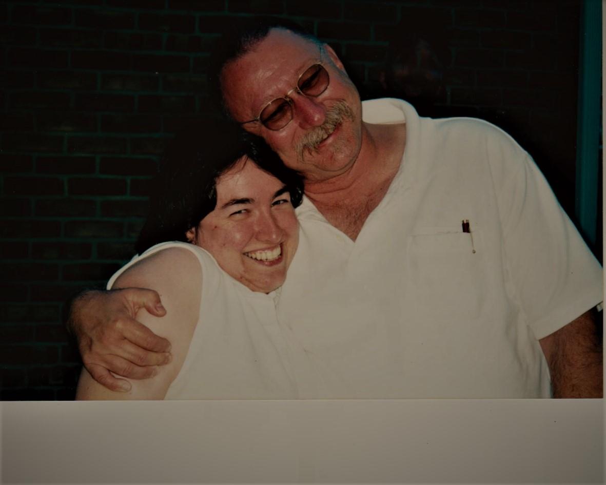 Coach AJ and her late husband, Matt