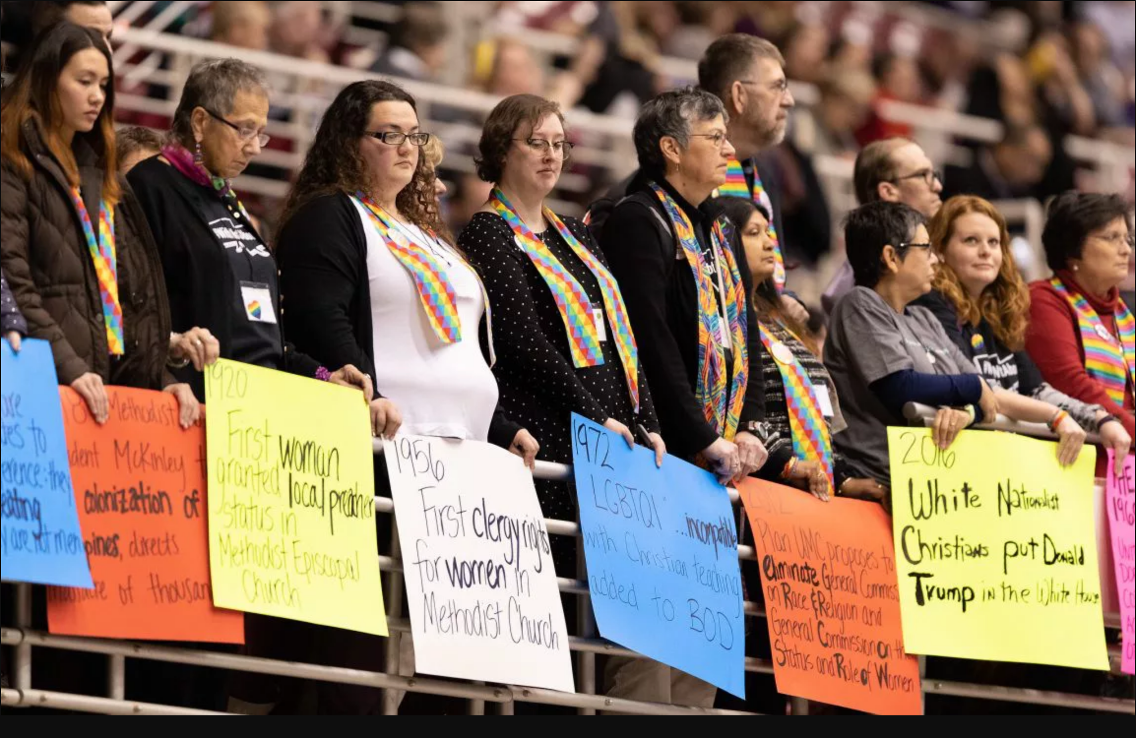 """Less than United - The People of the United Methodist ChurchDr. Richard Newton""""The story of the United Methodist Church…could just as easily be read as the saga of cultural division."""""""