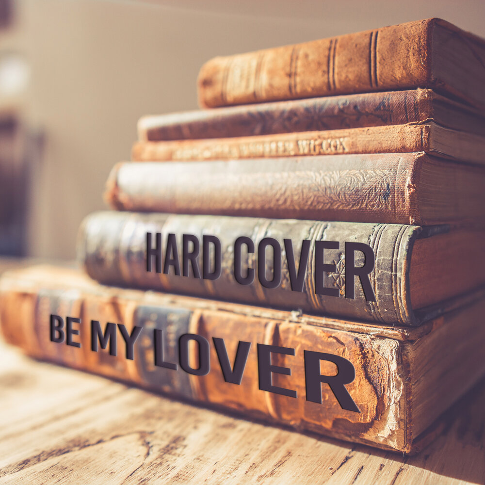 hardcover be my lover
