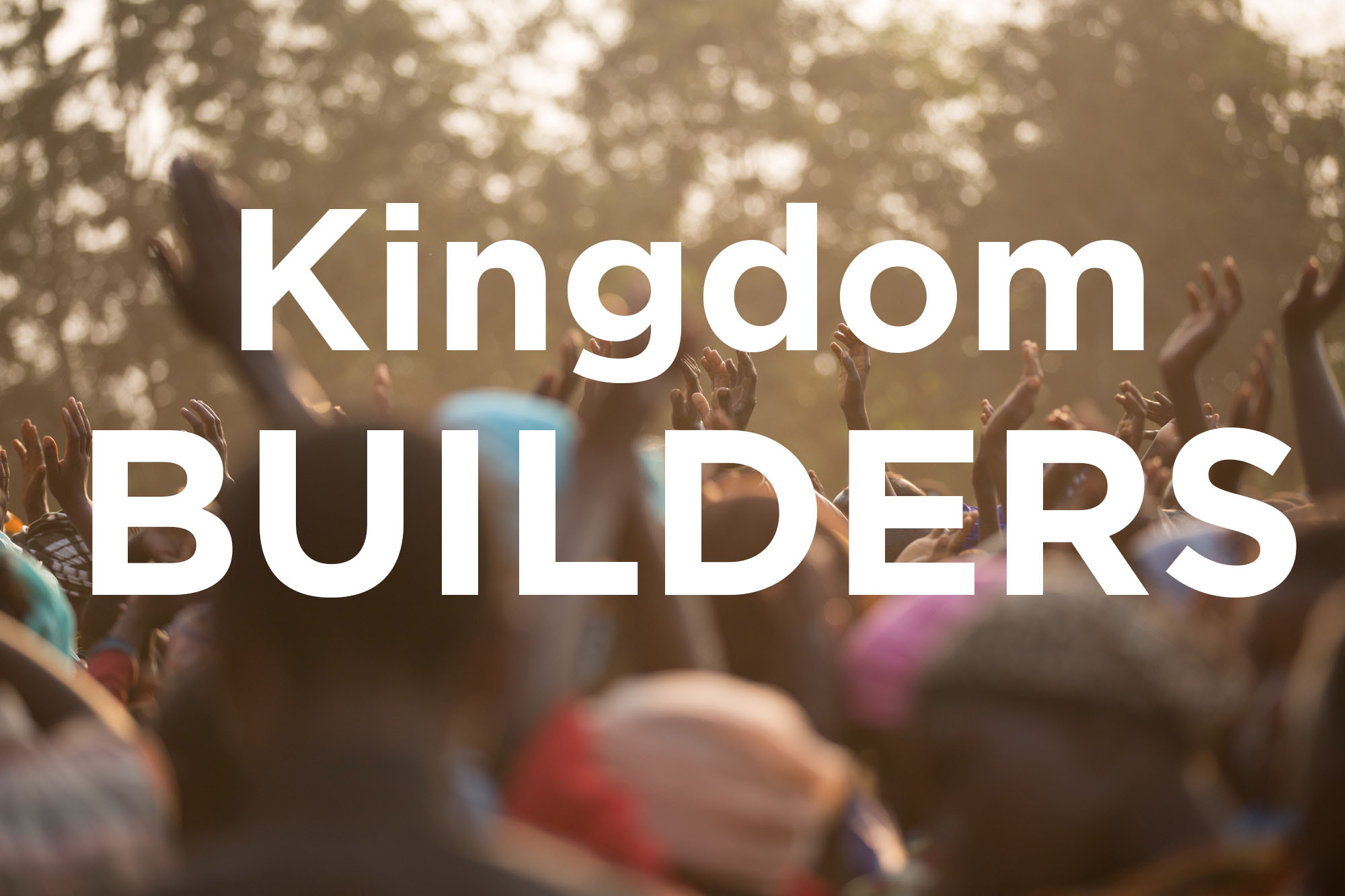 Kingdom builders - For the Kingdom of God is already among you (within you). Luke 17:21 NLTWe believe part of the Kingdom of God is the fulfillment of God's will working through us to bring love and joy to all people, so that they may know him and draw closer to Him. We do this by giving $1 dollar a day on top of our tithes to the church (an offering), that allows us to further the gospel through supporting missionaries, the building of houses for the homeless abroad, missions work in our community, working with orphanages, women's crisis centers, and pro-life organizations.