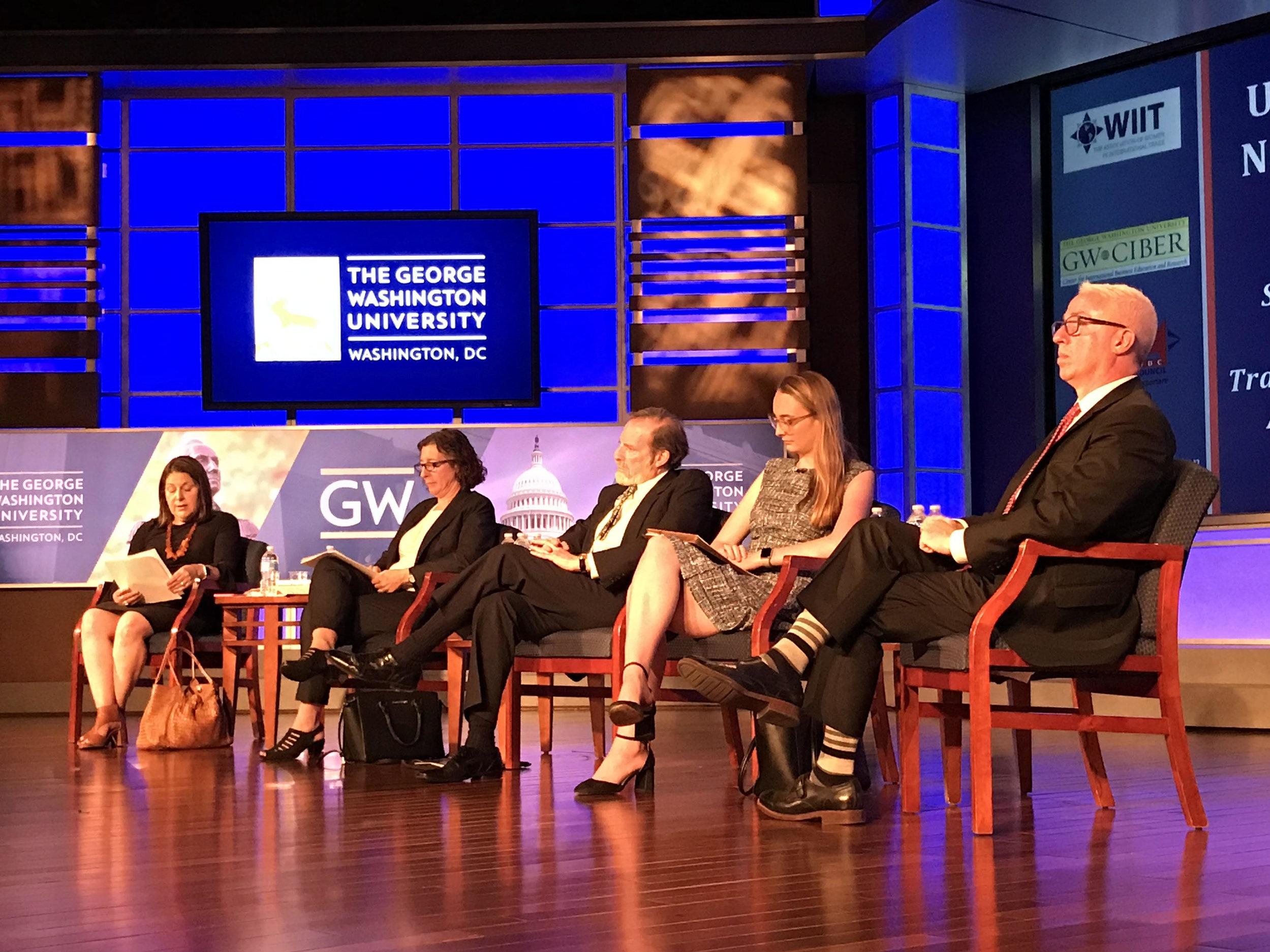 George Washington University - Understanding Trump's National Security Tariffs