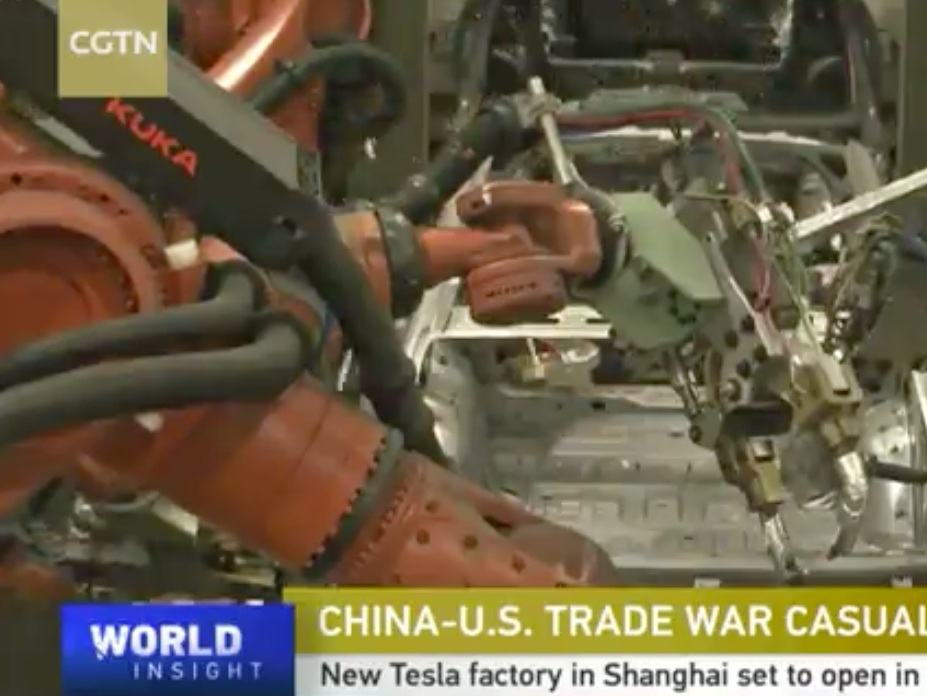 CGTN - China's retaliatory tariffs on imported vehicles has been seen as a game changer.