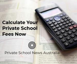 Calculate: Perth Private School Fees