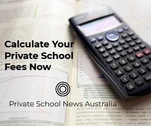 Calculate: Hobart Private School Fees