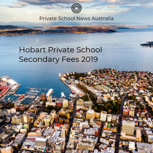 Private Schools Hobart  Compare Secondary School fees