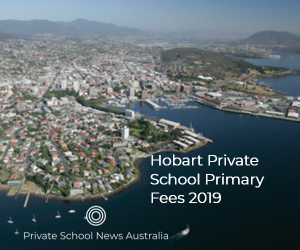 Hobart Private School Secondary Fees 2019