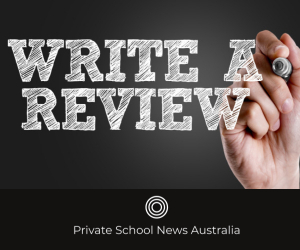 Write a Adelaide Private School Review