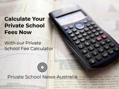 Calculate Canberra Private School Fees