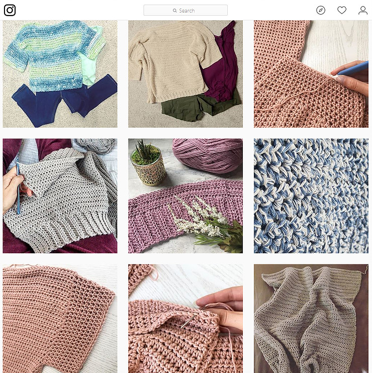 A quick search for the  #homebodysweater  on Instagram should let you know just how much everyone is loving this pattern. (Instagram, Feb 5, 2018)