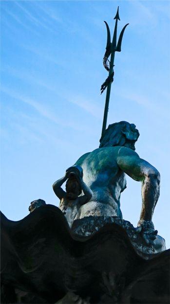 Neptune's Fountain - Malaga Cove