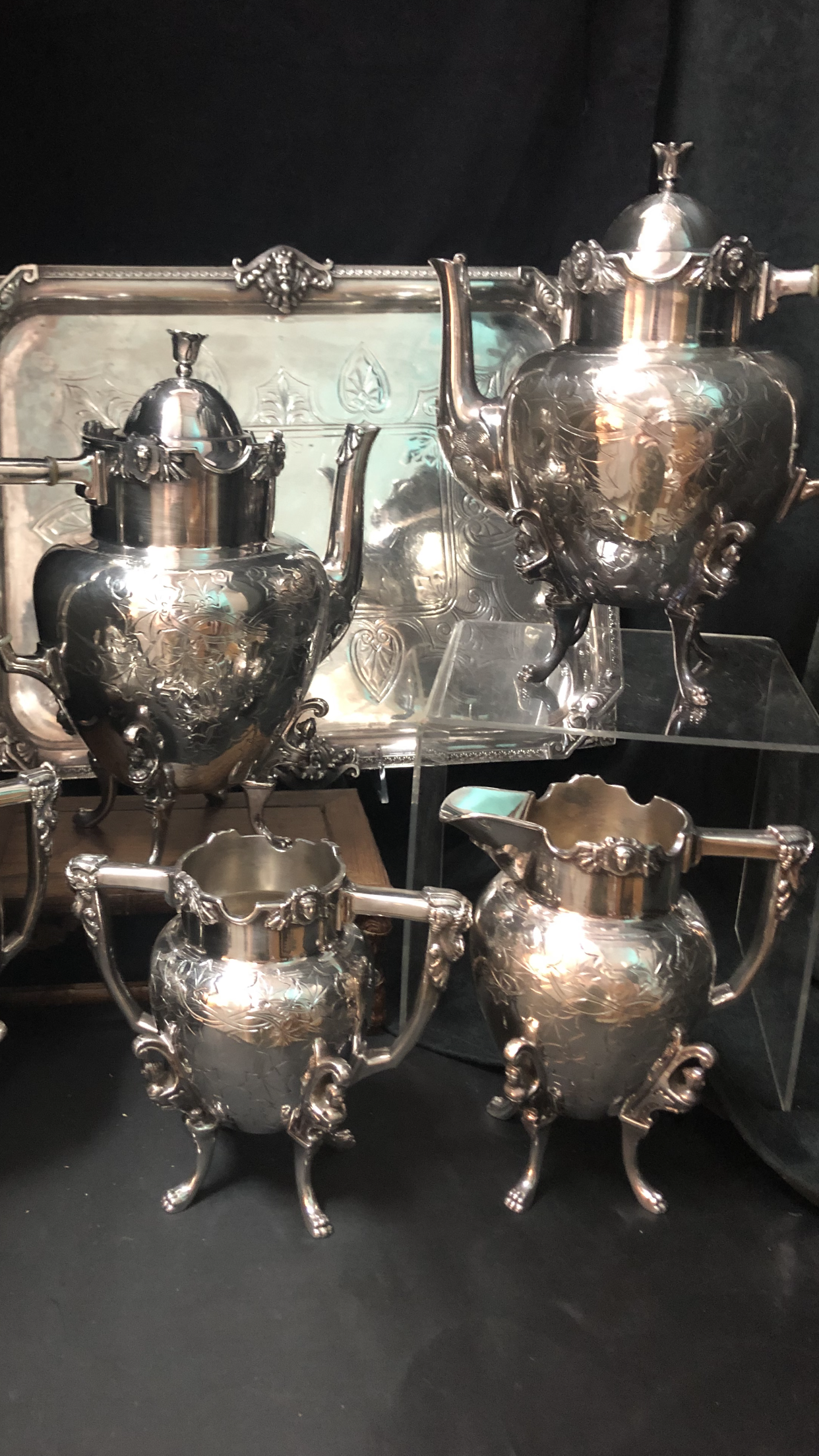 High end, unusual and sometimes antique pieces - available at Freighthouse !