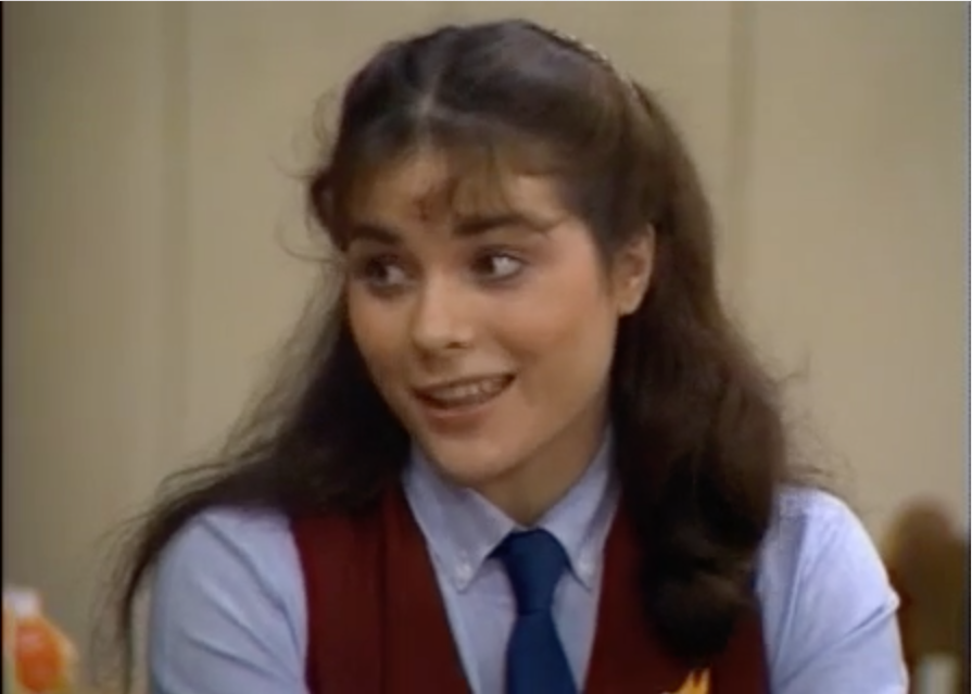 """as """"Home Run"""" Helen on The Facts Of Life (1981)…"""