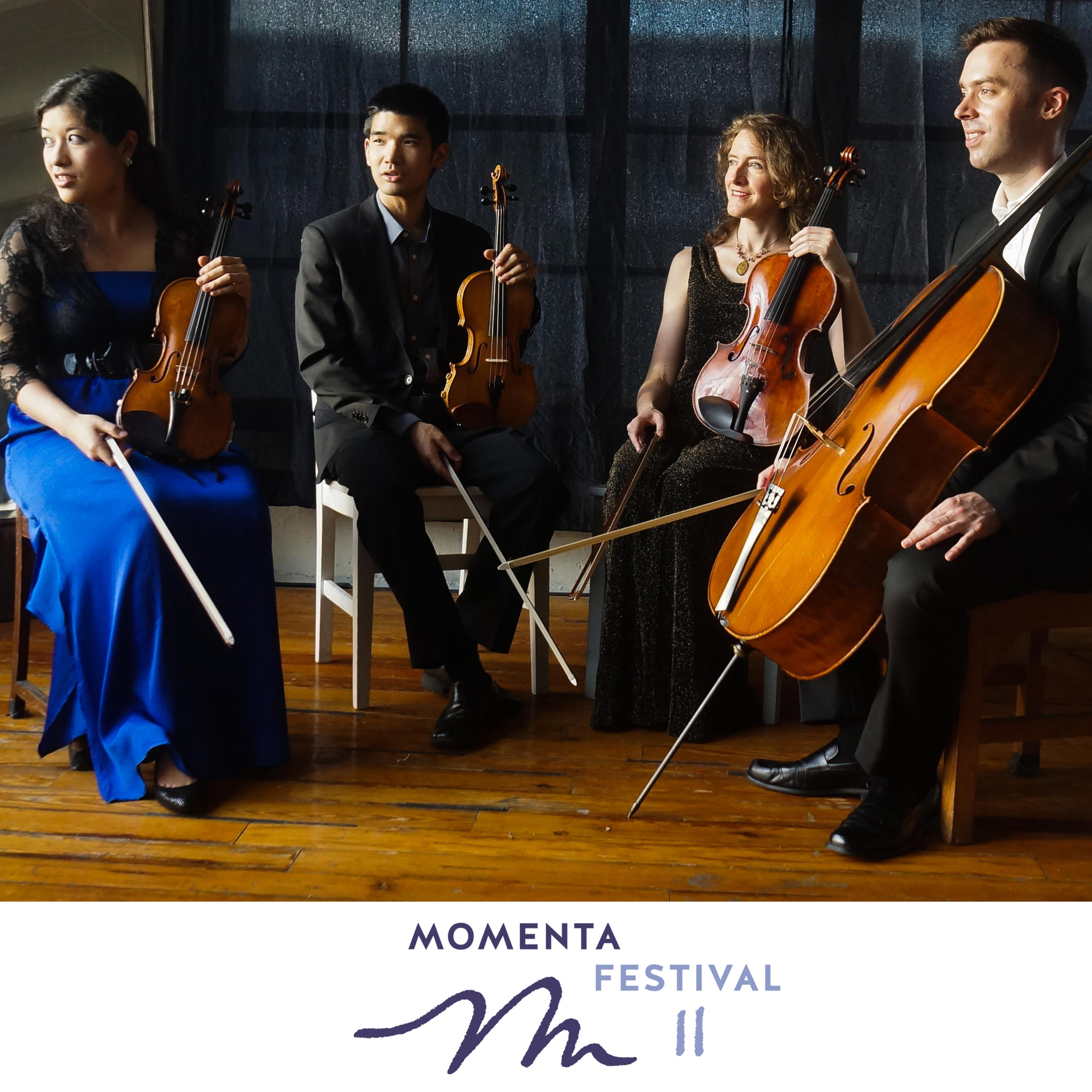 Momenta Quartet and the Momenta Festival