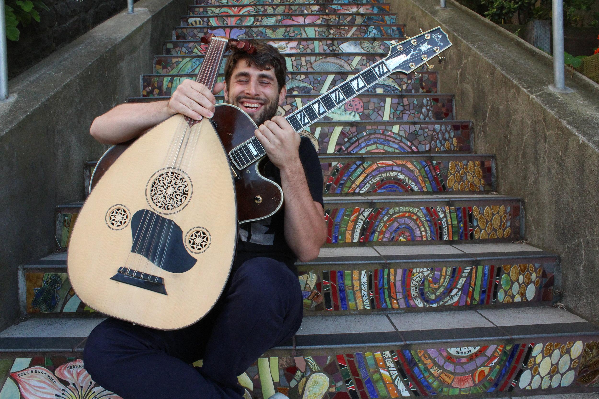 Lee Dynes - Instrumentalist/Composer/Educator