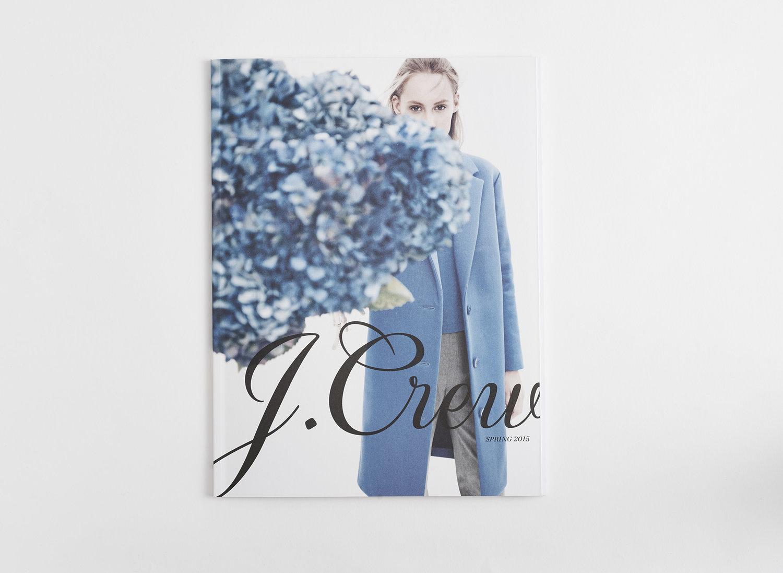 J.Crew International Style Guide, Art Direction & Design
