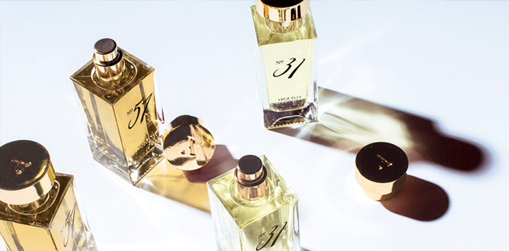J.Crew x Arquiste Fragrance Launch, Art Direction & Design