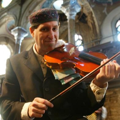 Yale Strom, violinist/composer