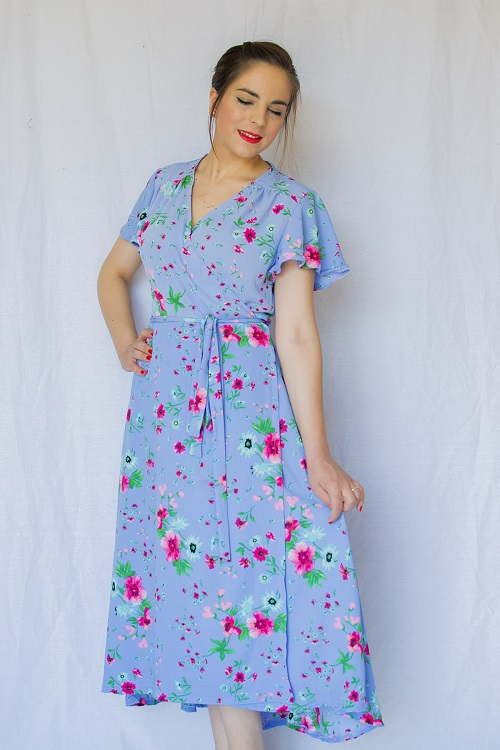 Athina Kakou's Eve dress - isn't it pretty?!  Image source .