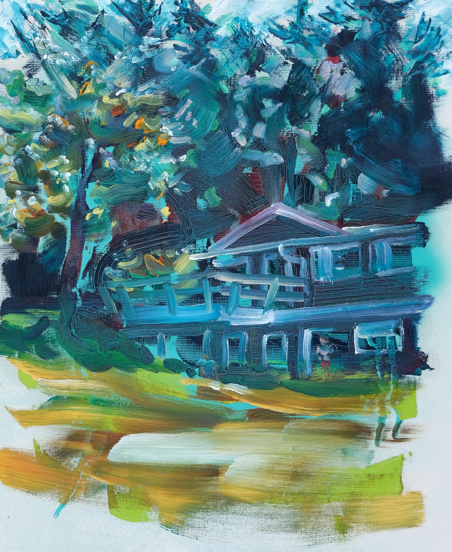 Bainbridge landscape study