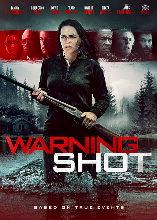 Warning Shot DVD