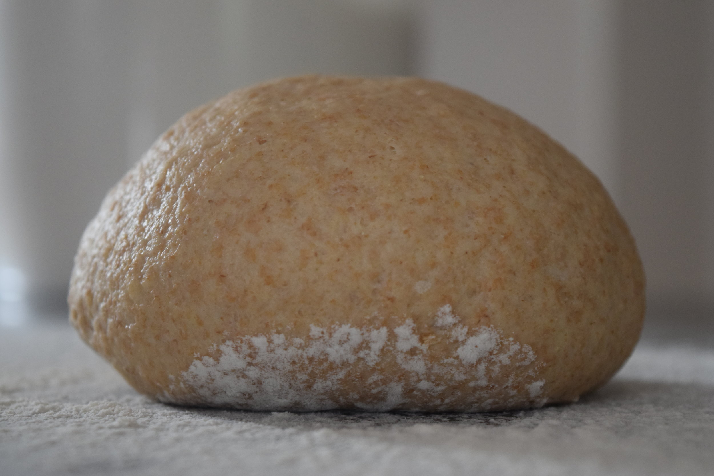 Formed Dough