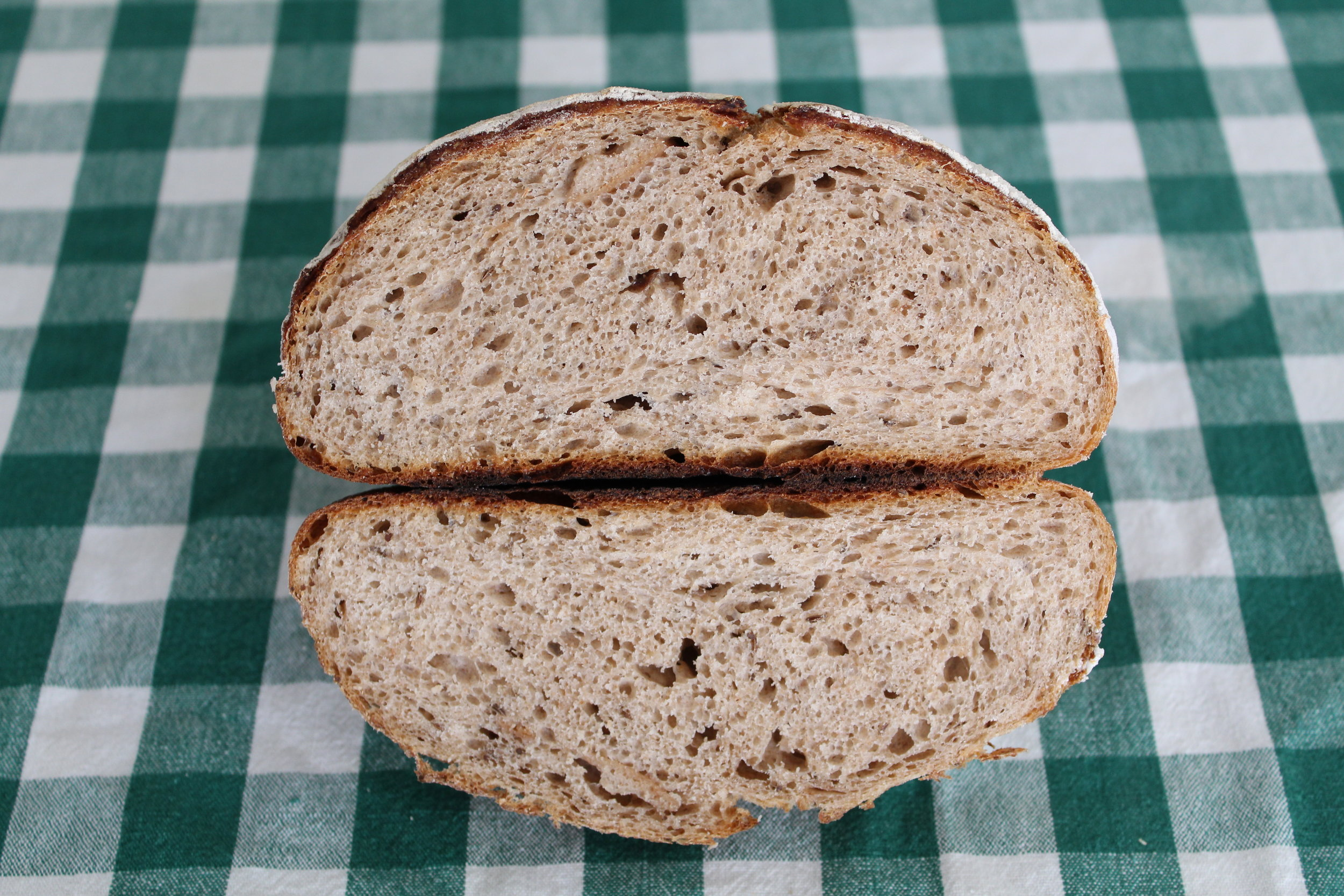 Rye with Caraway