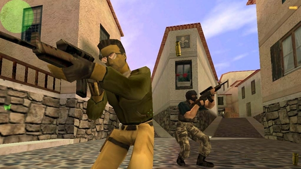 Marketing Image from Counter Strike 1 - Source: Counter Strike Steam Page