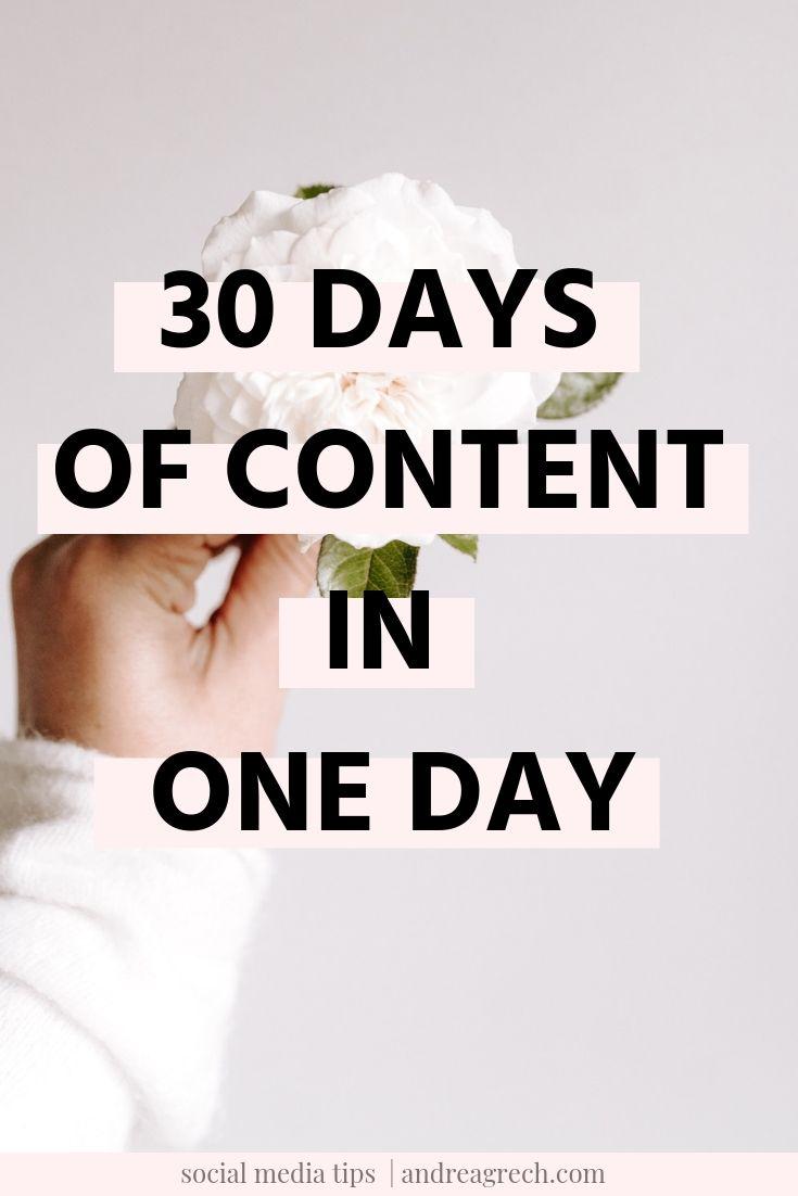Andrea Grech Design | Content Planning