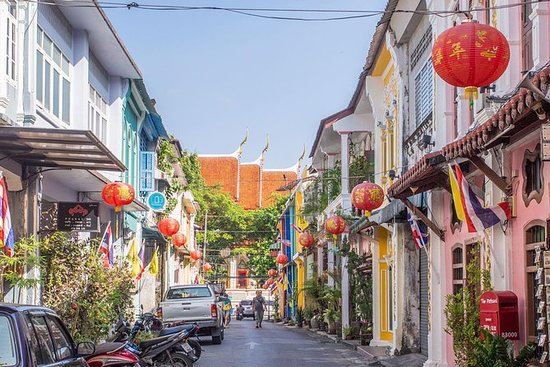 The Real Phuket - Learn about the history and culture of Phuket, Thailand's largest island, on this sightseeing tour. Visit important landmarks, such as the Big Buddha, and receive insightful commentary on the Sino-Portuguese heritage of the island