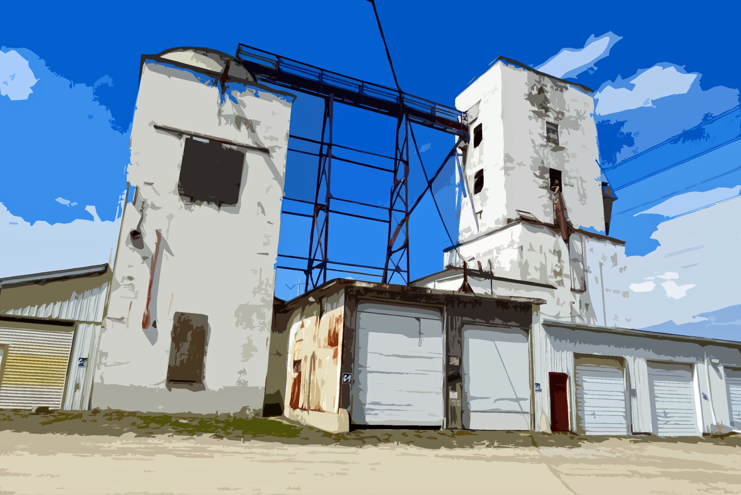 Landmark Mill, before