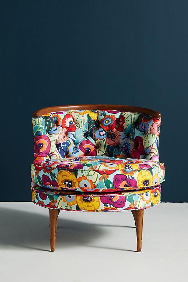 Printed Arm Chair $1,248