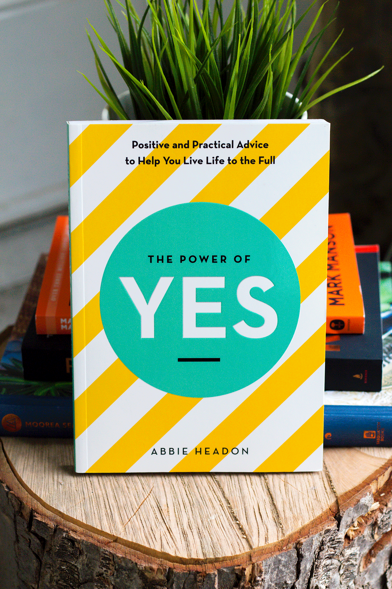 Fall 2018 Reads - The Power of Yes - My Base Space