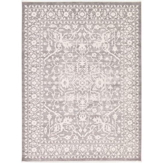 Living Room Moodboard - Area rug