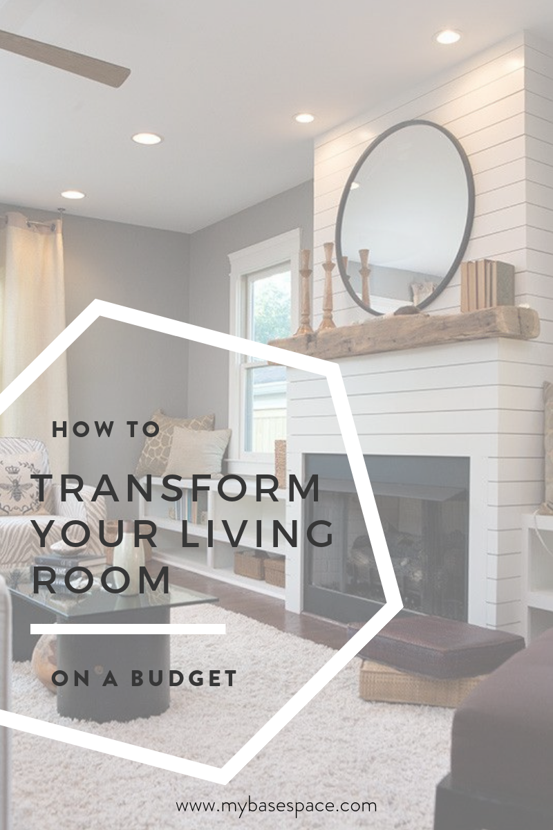 How to transform your living room on a budget