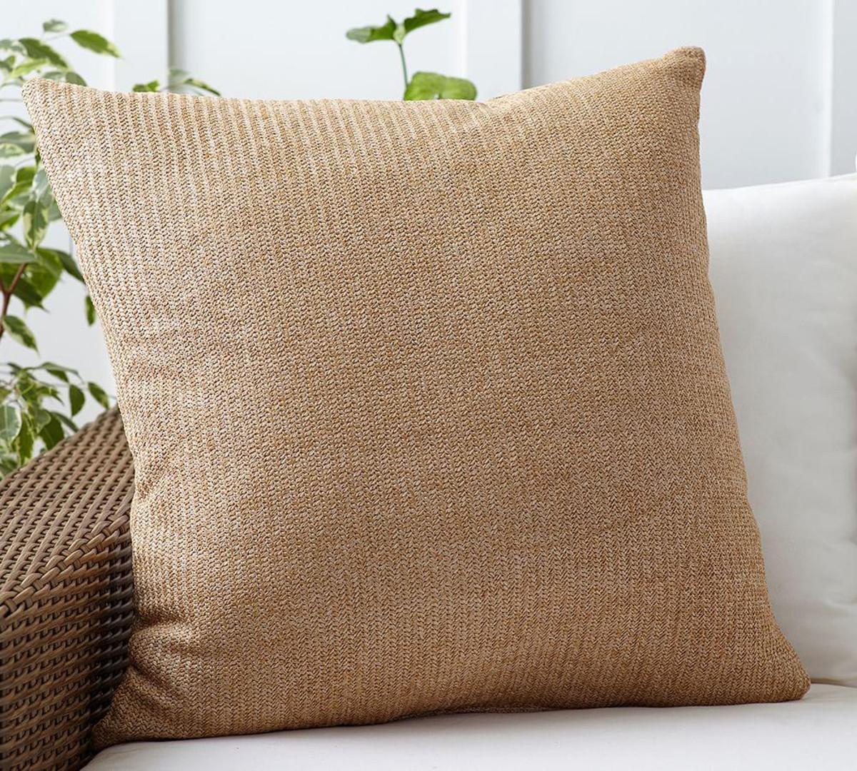 Natural Fiber Pillow