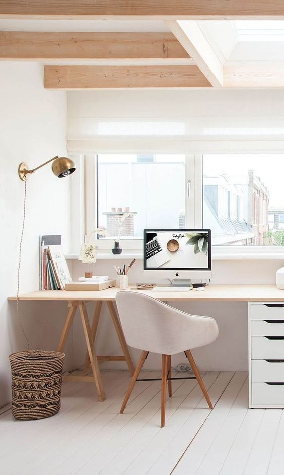 - HOW TO CREATE A FUNCTIONAL HOME OFFICE