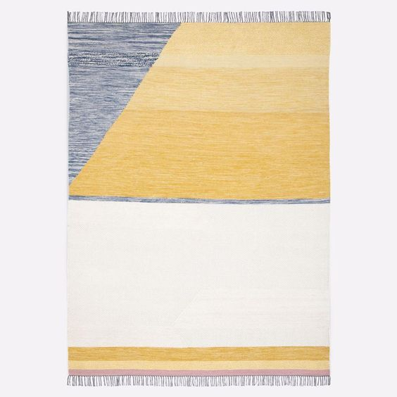 Campbell Flatweave Rug -   Was $419, Now 293